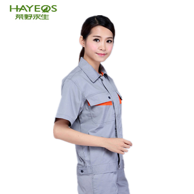 wholesale safety jacket womens work wear coverall
