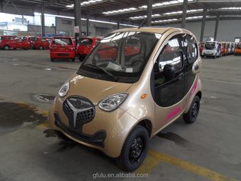 Goedkope Elektrische Auto Voor 4 Passenger Fashional Elektrische