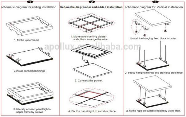2015 New Product Shenzhen Professional 40w Led Panel 600x600 ...