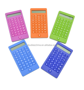 colorful 10-digits colorful promotional scientific student calculator