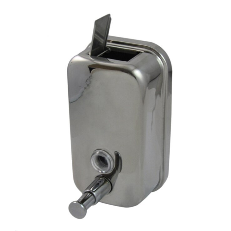 hotel Stainless Steel top grade Liquid Soap Dispenser SD-1014