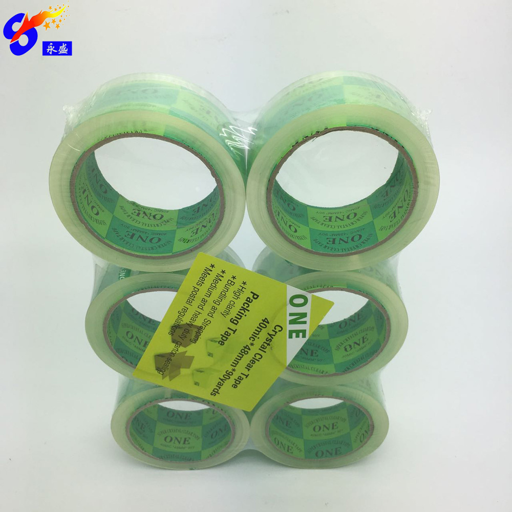 Bopp Tape International Water Proof Water Proof Adhesive Circle Package Tape