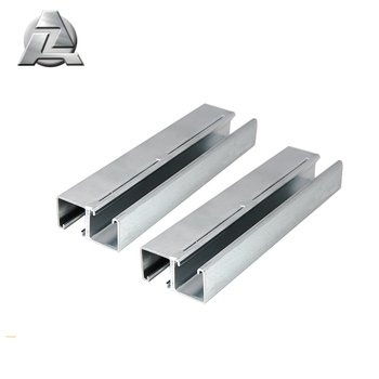 Various Sizes Anodized Aluminum C Channel For Sale - Buy Aluminum C Channel  For Sale,Anodized Aluminum C Channel,Various Sizes Aluminum C Channel