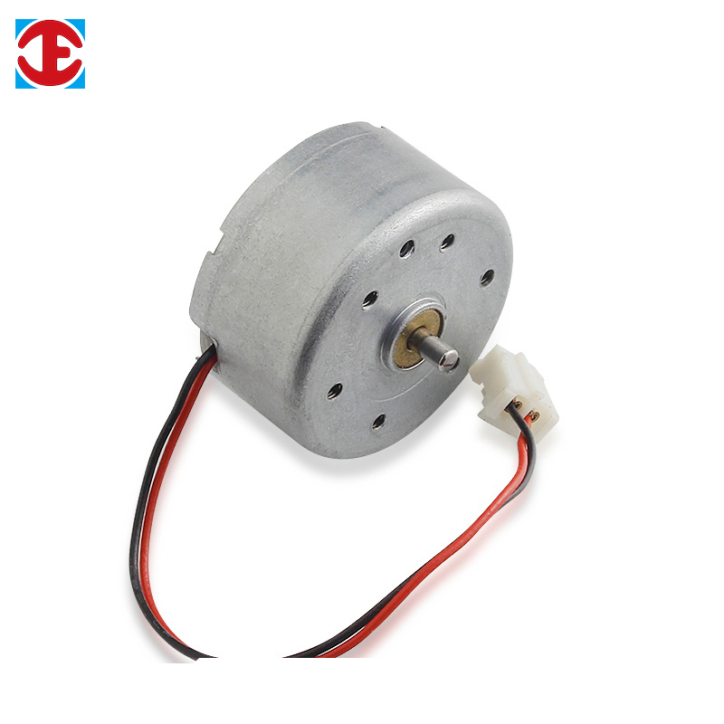 Waterproof low noise CD player 2v dc gear motor price