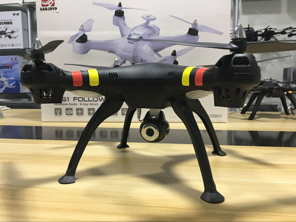 SJY-X8HG rc drone with 11080P Camera drone and similar brushless motor helicopter