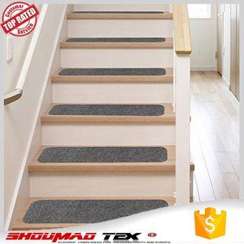 Eco Confortabilidade interior degraus da escada tapete