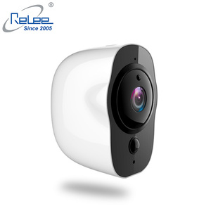 2018 New Arrival night vision wifi HD battery low power consumption IP security camera cctv for home and office
