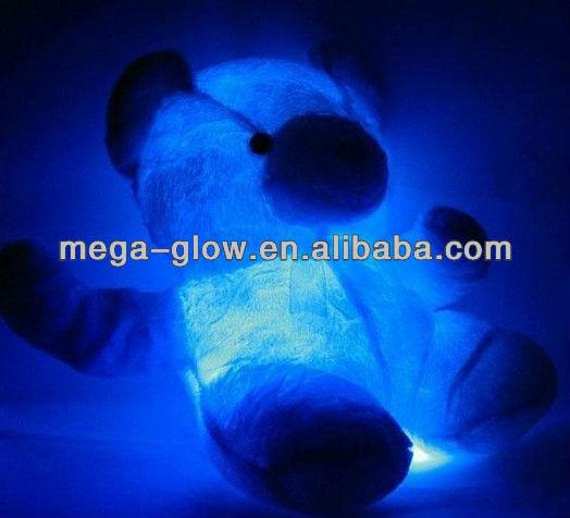 Light Up Teddy Bear Plush Toy,Rainbow Cute Plush Bear Toy