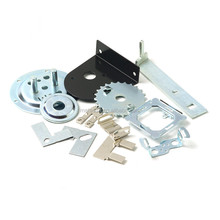 Good quality small metal stainless steel sheet parts price