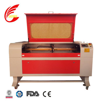 china factory laser engraving machine for leather