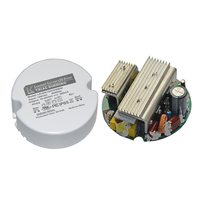 UL FCC listed triac dimming 350mA 5W 3w LED driver for panel light Powr factor0.99