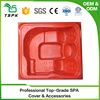 Good material making plaster China supplier molded hot tub