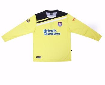 10e94a3e065 Custom design soccer jersey goalkeeper jersey goalkeeper shirt clothing  wholesale China