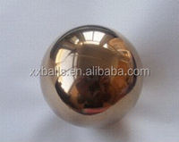 high precision solid copper balls large hollow balls
