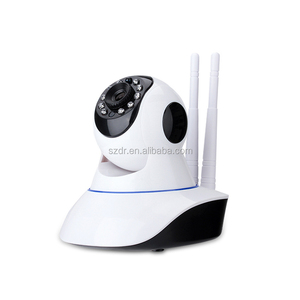 Low cost night vision infrared IR-CUT 720P ptz wifi wireless ip camera