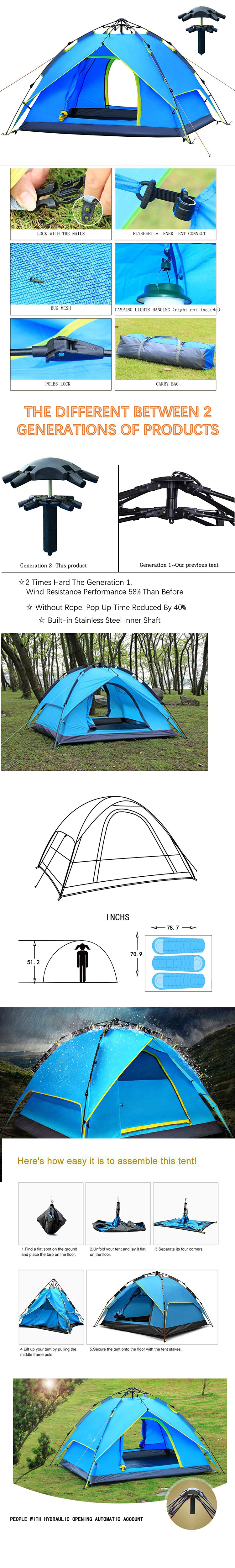 trade show new design outdoorcamping outdoor roof top  tent