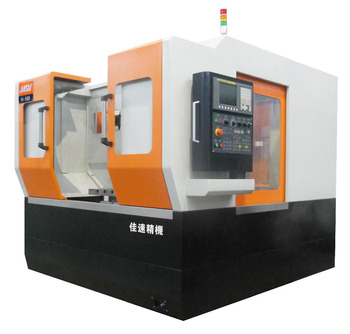 JASU H-500 High Speed High Precision 3 Axis Horizontal CNC Machining Center