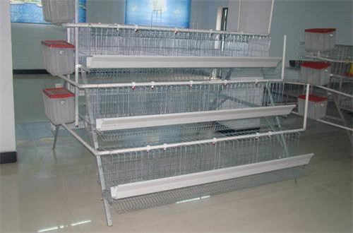 Cheap 4 layers chicken cage for sale