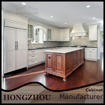 China Whole Kitchen Cabinet Set In Wood - Buy Kitchen Cabinets In ...