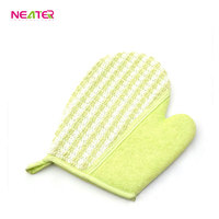 Natural Body Bath Exfoliating Scrubber Loofah Sponge Big Loofah Glove