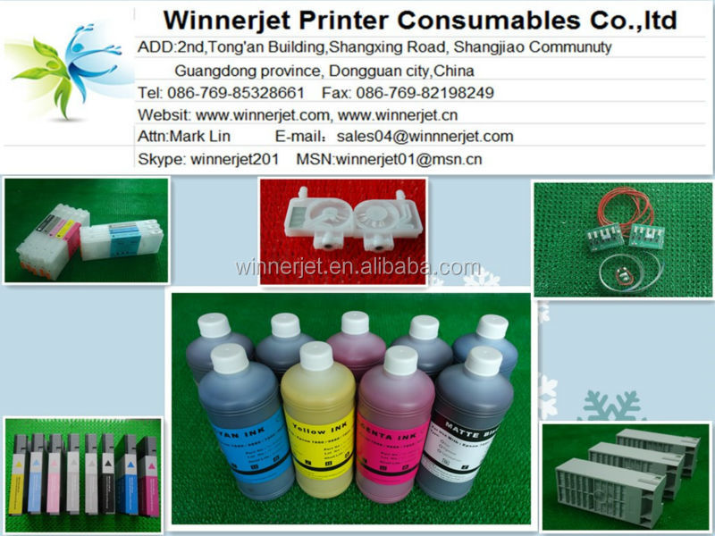 Guarantee Waterproof!!! Sublimation Ink For Epson 7880