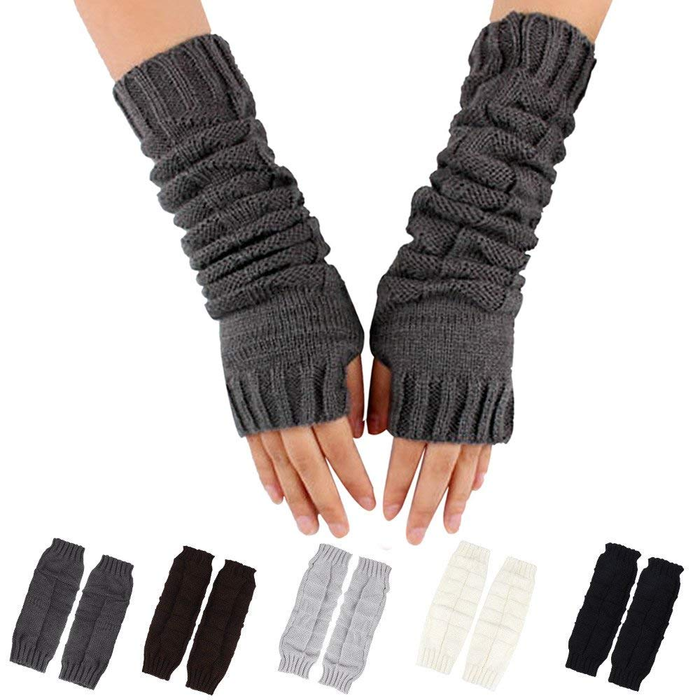 Cheap Crochet Pattern For Fingerless Gloves Find Crochet Pattern