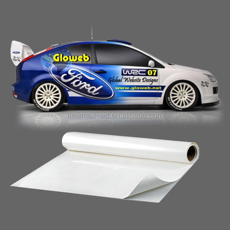 NEWMAX blank printable car wrapping vinyl wholesale car cover vinyl