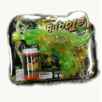 Dinosaur Toys Bubble Gun in Yiwu
