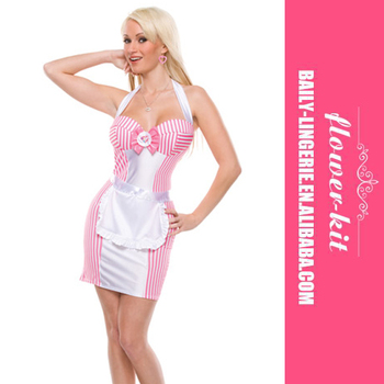 In Stocks Beer Party Classic French Pink Maid Costume Women  sc 1 st  Alibaba & In Stocks Beer Party Classic French Pink Maid Costume Women - Buy ...