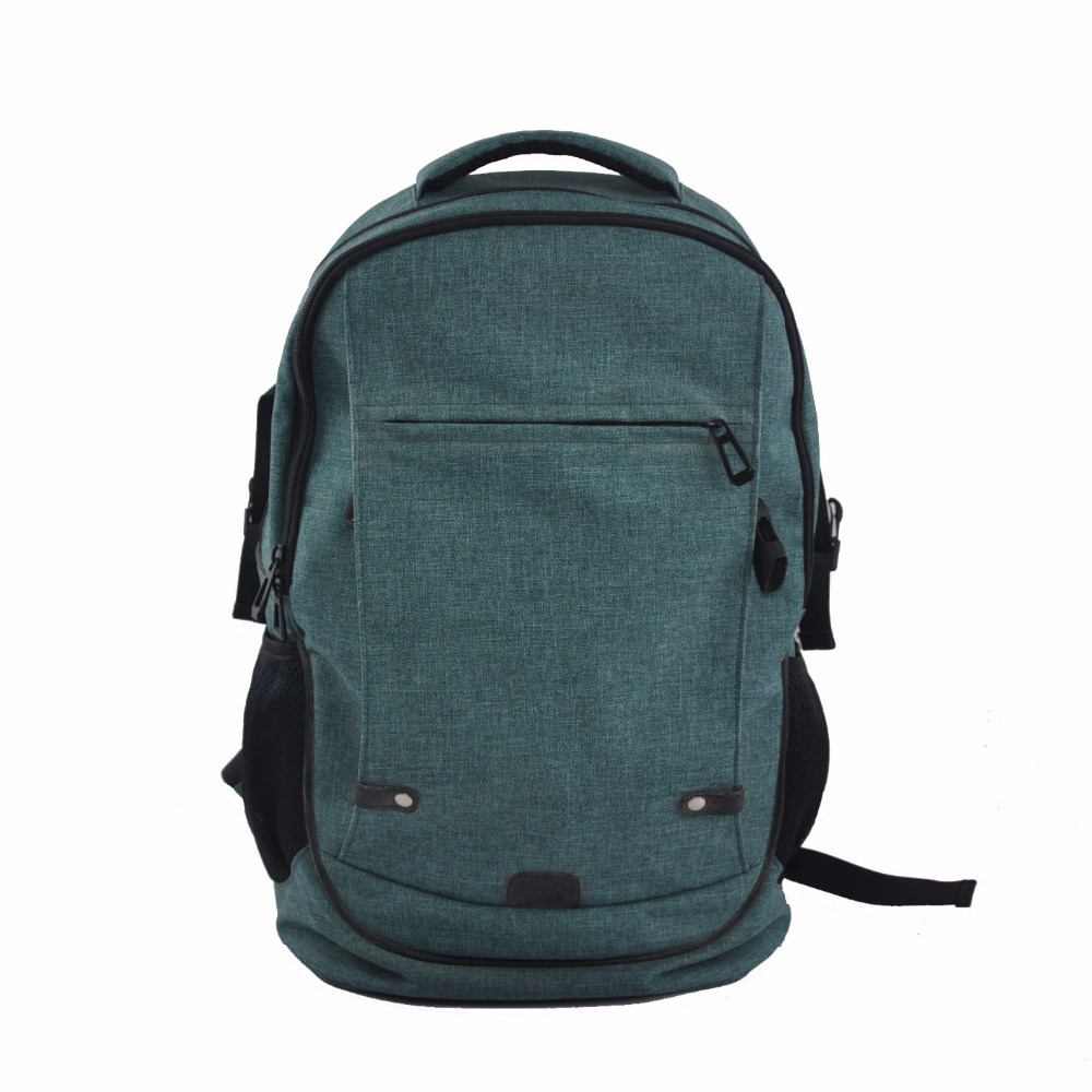 Canvas backpack rucksack canvas backpack bags for travel school bag for student
