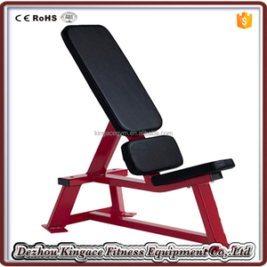 Kingace Gym Equipment/Hammer Strength Incline Bench/Multi Functional Bench