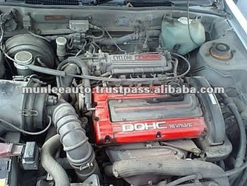 Jdm For Mitsubishi 4g63 Turbo Petrol Used Engine - Buy Used Engine,4g63  Turbo,Mirsubishi Product on Alibaba com