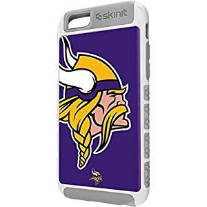 NFL Minnesota Vikings iPhone 6 Plus Cargo Case - Minnesota Vikings Large Logo Cargo Case For Your iPhone 6 Plus