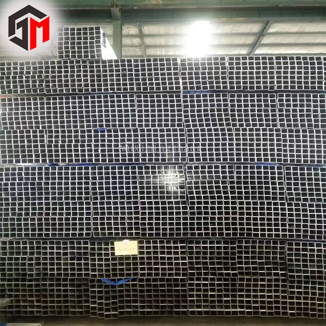 Any quantity order S45C seamless square tube for mechanical construction