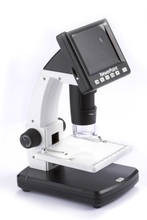 Stand Alone Portable Electronic Digital Microscope Magnifier with 3.5″ LCD Screen UM038 and TV Output
