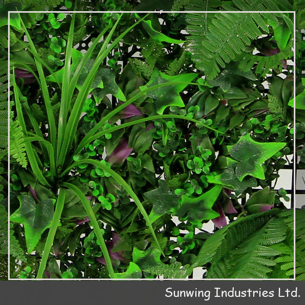 Wholesale garden system cheap artificial vertical green for Cheap vertical garden