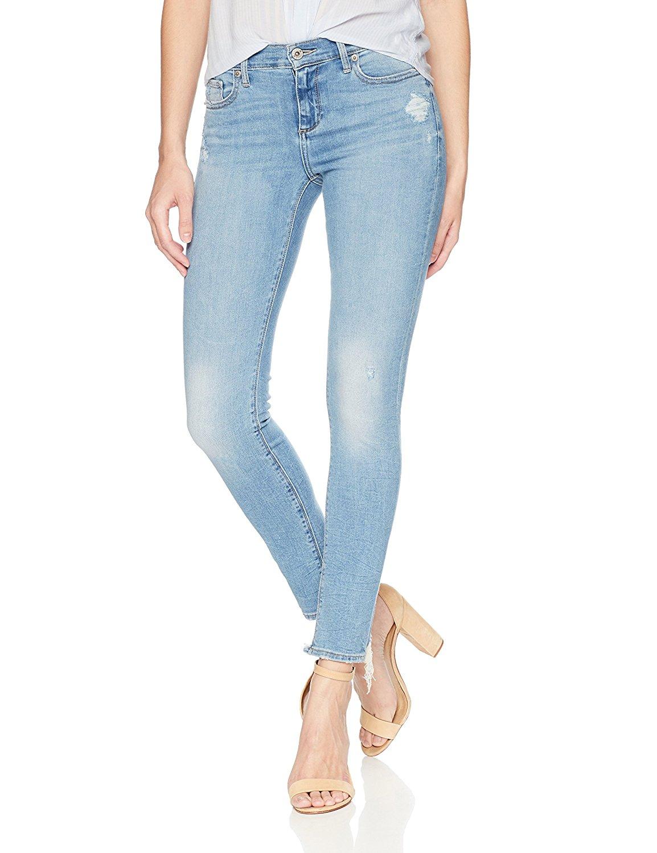 Lucky Brand Women's Mid Rise Brooke Legging Jean in Hidden Hills