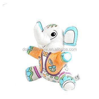 çocuk El Sanatları Oyuncaklar Hayvan Boyama Oyuncak Bebek çevre