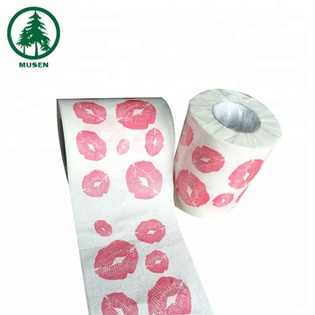 Kisses toilet paper