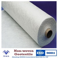 filament geotextile earthwork products