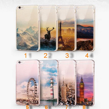 customer own design print cell phone case for iphone 7/7plus