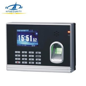 HF-T8 Free SDK Standard TCP/IP Communication Time and Attendance Terminal