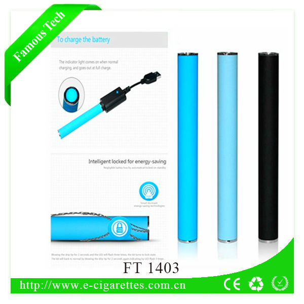 Lady slim ecig FT-1403 rechargeable electronic cigarette hookah wholesale