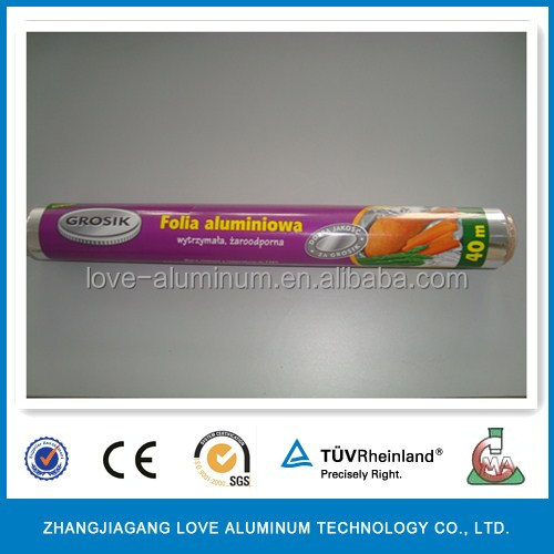 Environmental Disposable Pollution-free Alluminum Foil