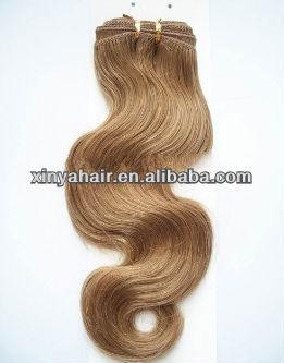 AAAA++ grade real Virgin wholesale price Peruvian dark ash blonde hair