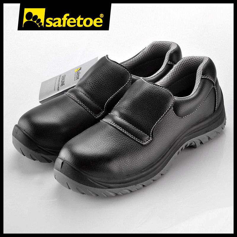 mejor sitio web Zapatillas 2018 nuevo estilo y lujo Zapatos de seguridad para la cocina l-7201 trabajador ...