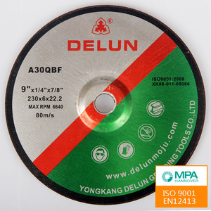 4 inch cutting resin diamond floor grinding disc
