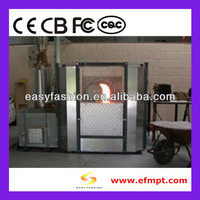 Experimental electric furnace for lab and equipment