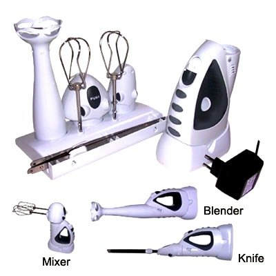 Cordless Kitchen Appliances. Umix Cordless Blender Smart Choice For ...