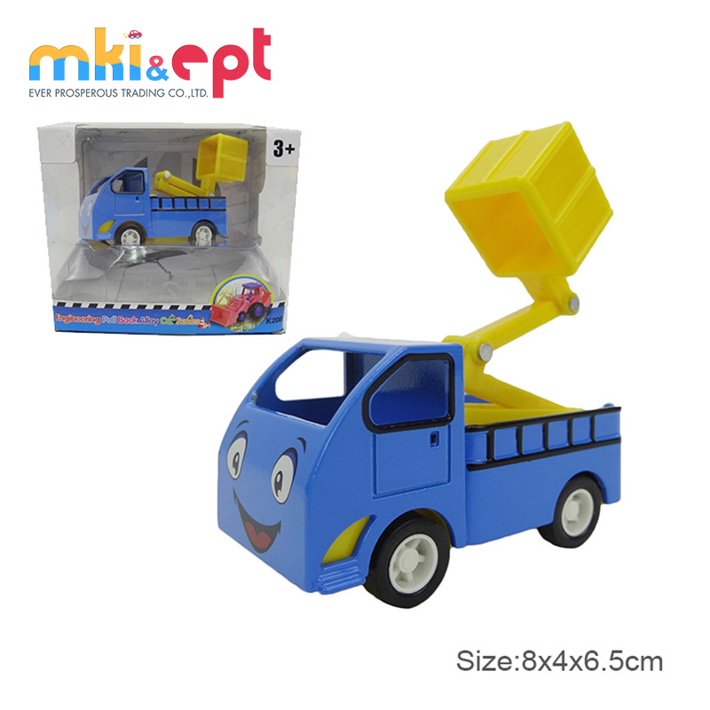 Mini Metal Car Toy Pull Back Diecast Truck For Children.jpg